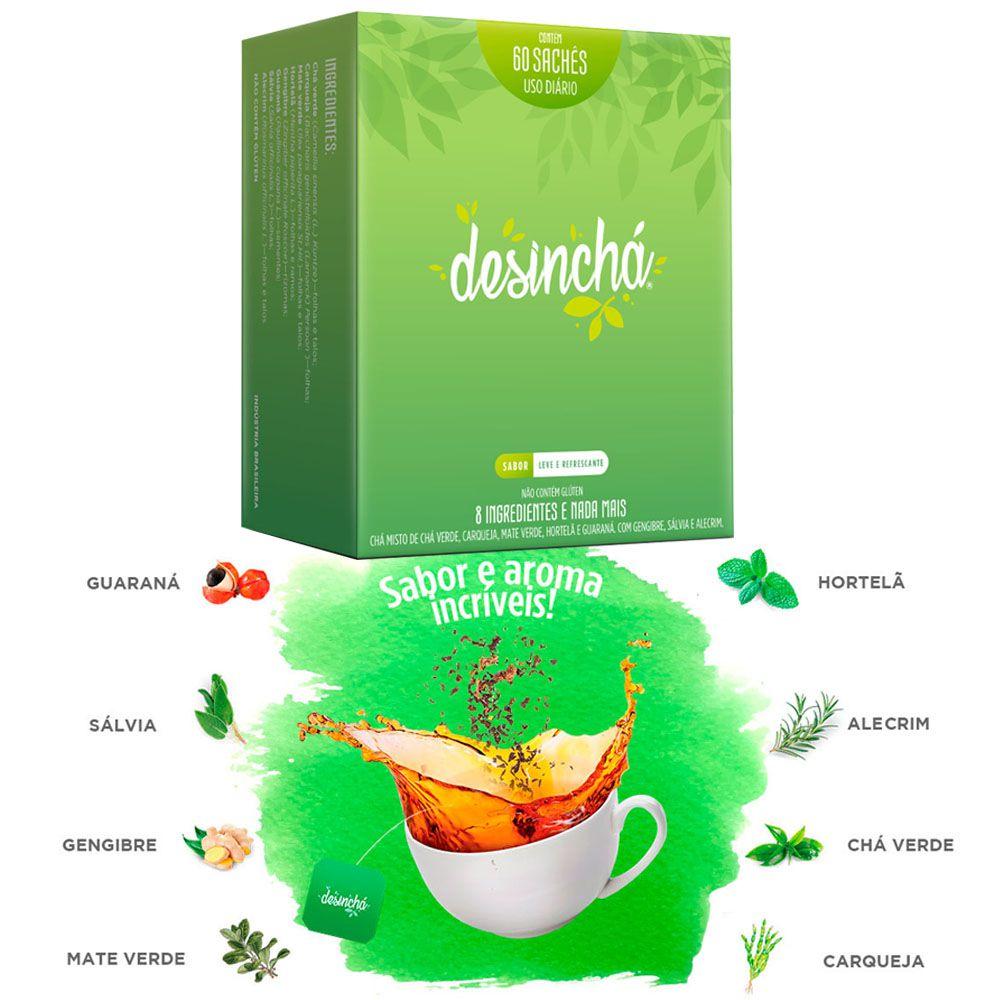 Desincha 60 Dias  - KFit Nutrition