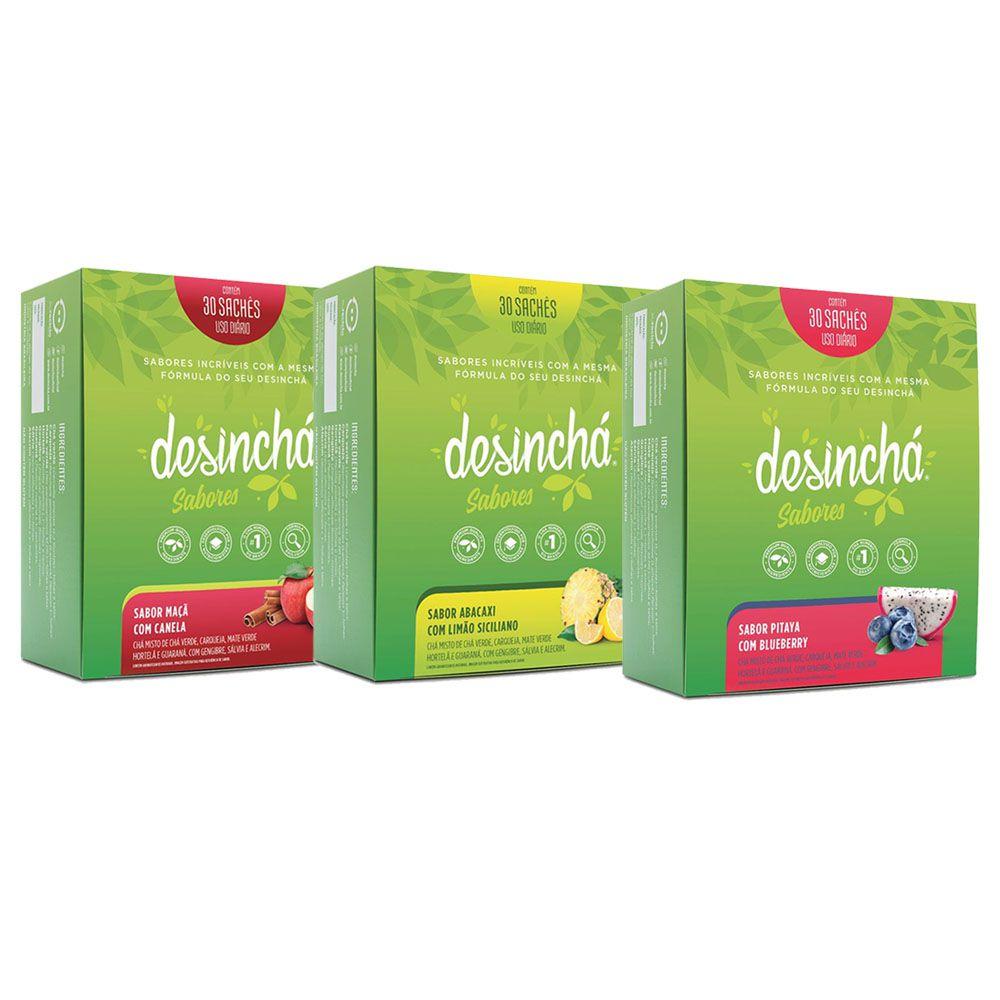 Desincha Sabores  - KFit Nutrition
