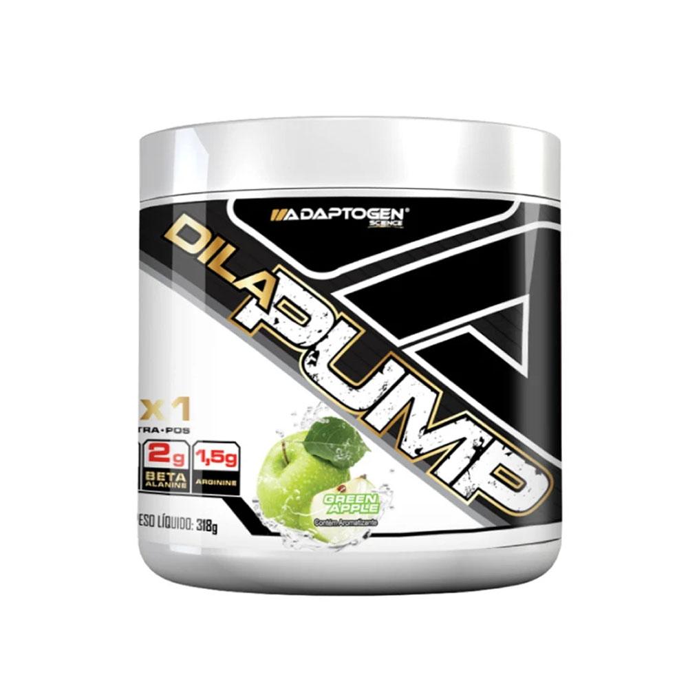 Dila Pump Green Apple 318g - Adaptogen  - KFit Nutrition