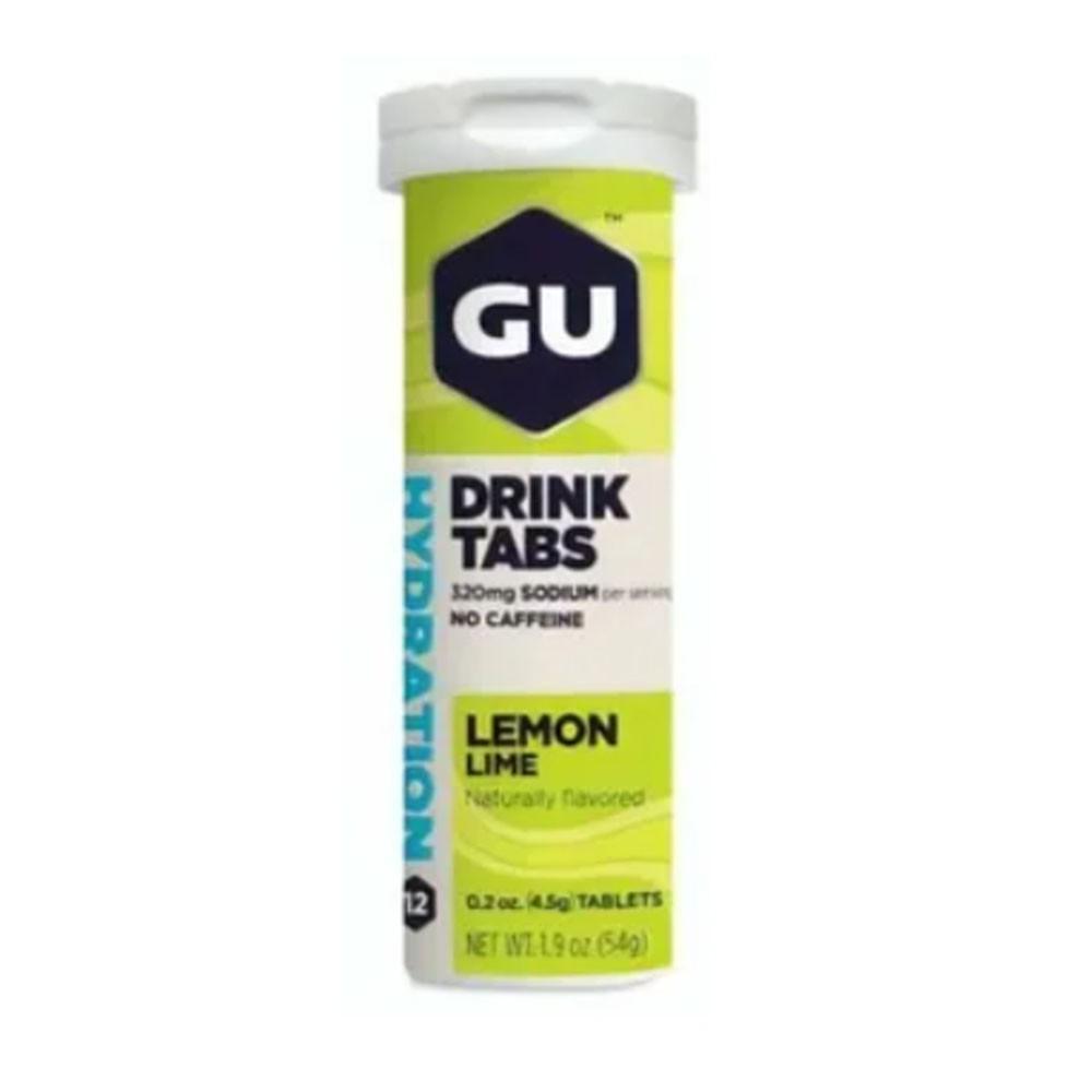 Drink Tabs Limão- Gu  - KFit Nutrition