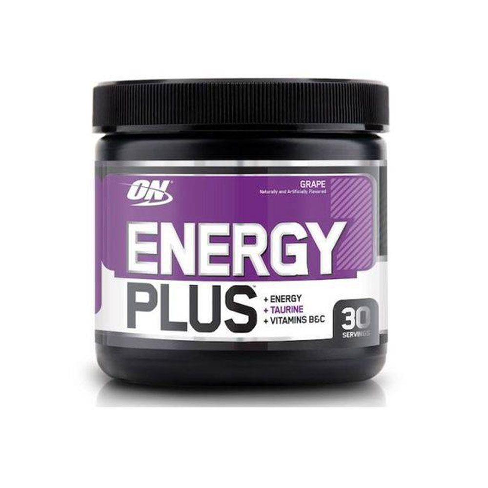 Energy Plus - Optimun Nutrition - GRAPE 150G  - KFit Nutrition