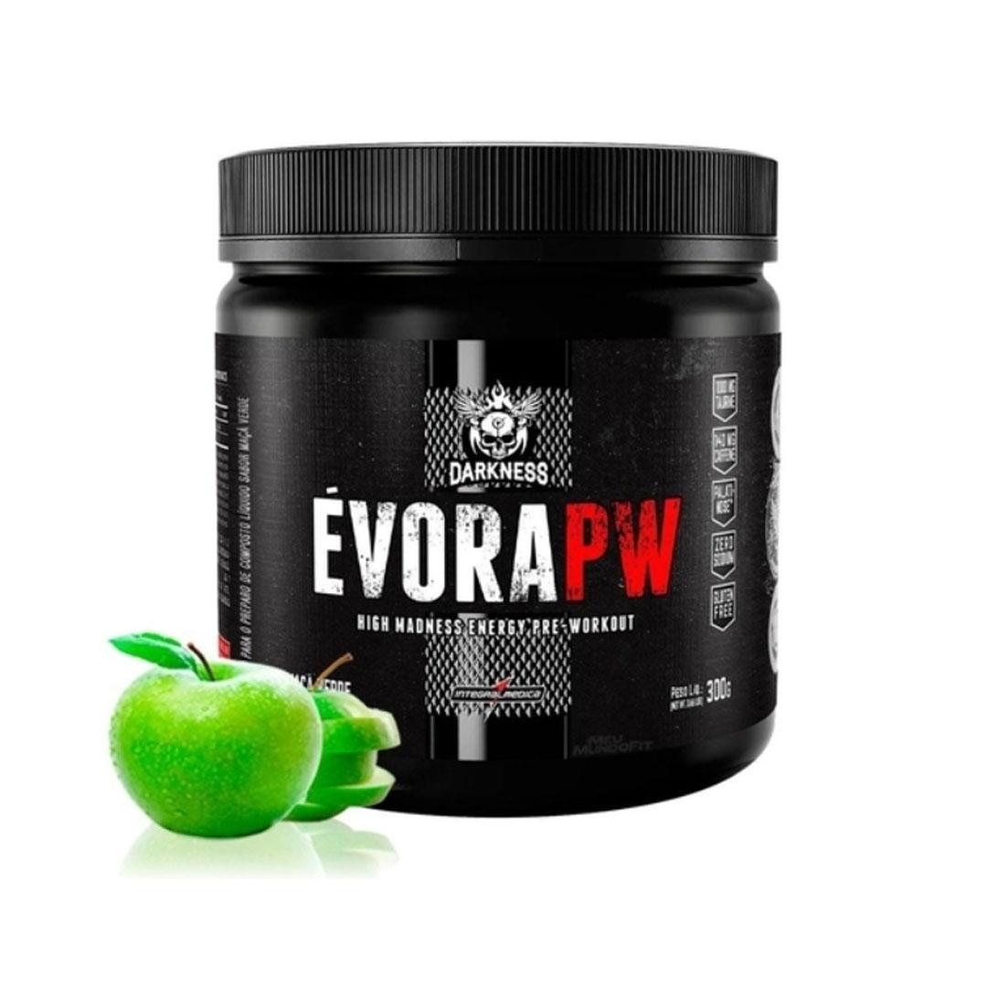 Evora Pw Maca Verde 300g - Darkness  - KFit Nutrition