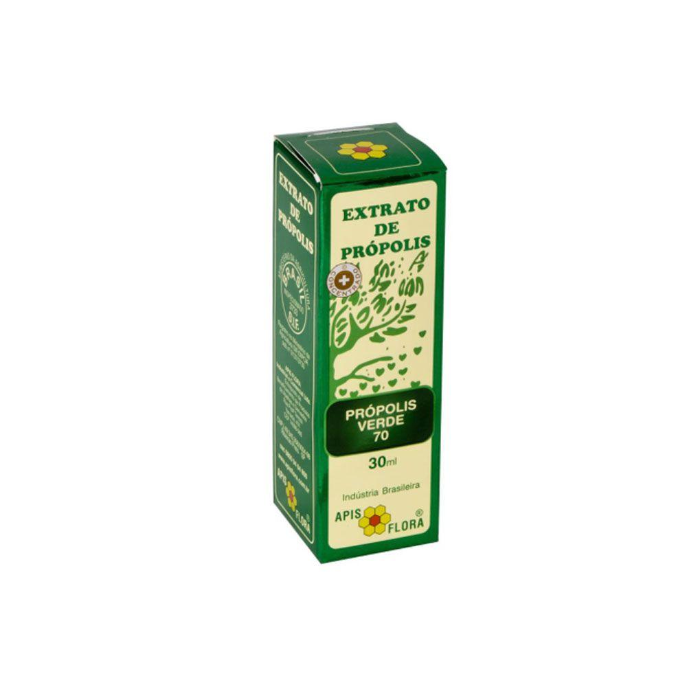 Extrato de Própolis Verde 70 Apis Flora  - KFit Nutrition