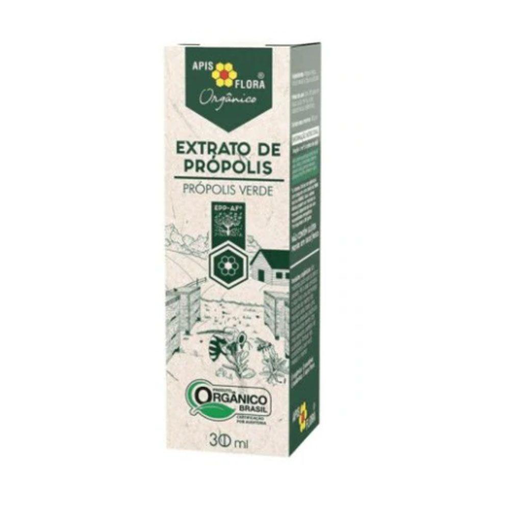 Extrato de Própolis Verde Orgânico 30 mL - BR  - KFit Nutrition