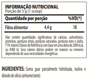 Fiber Balance 200g - Nutrify  - KFit Nutrition