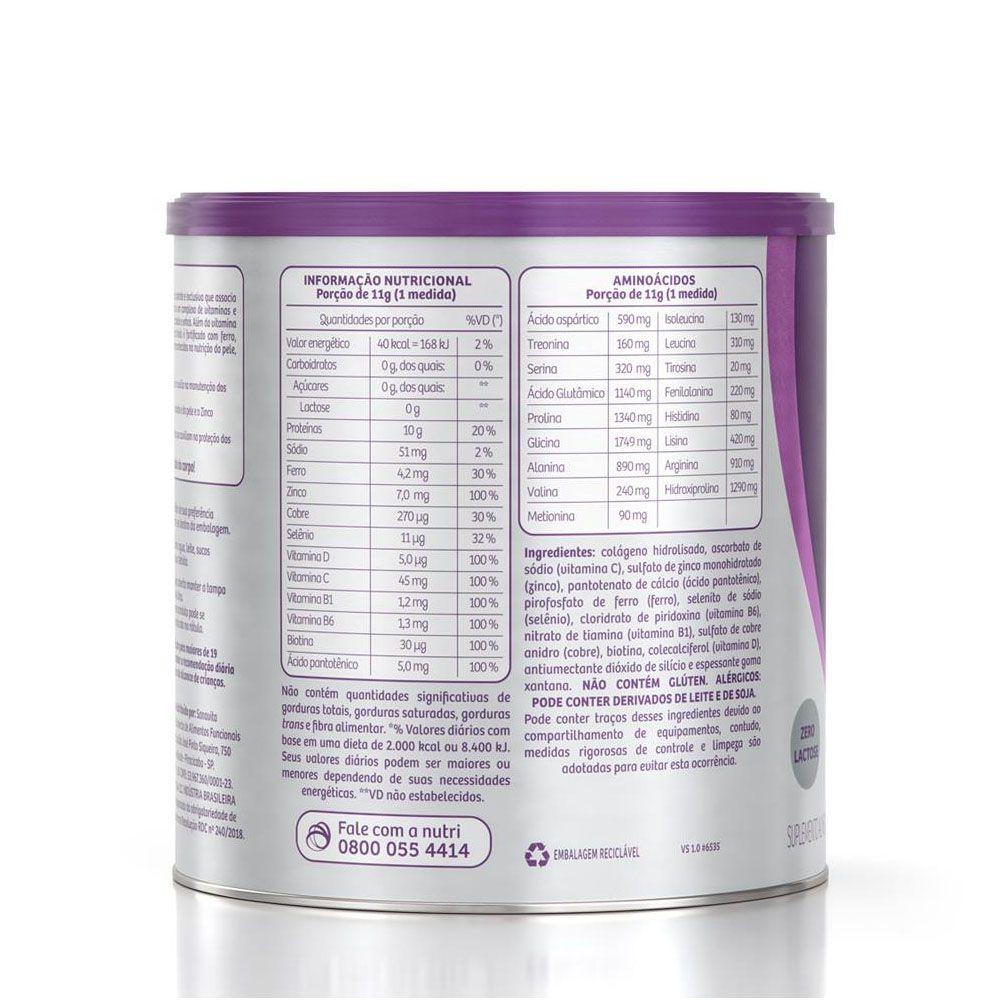 Forcee Hair and Nails Neutro 330g - Sanavita  - KFit Nutrition