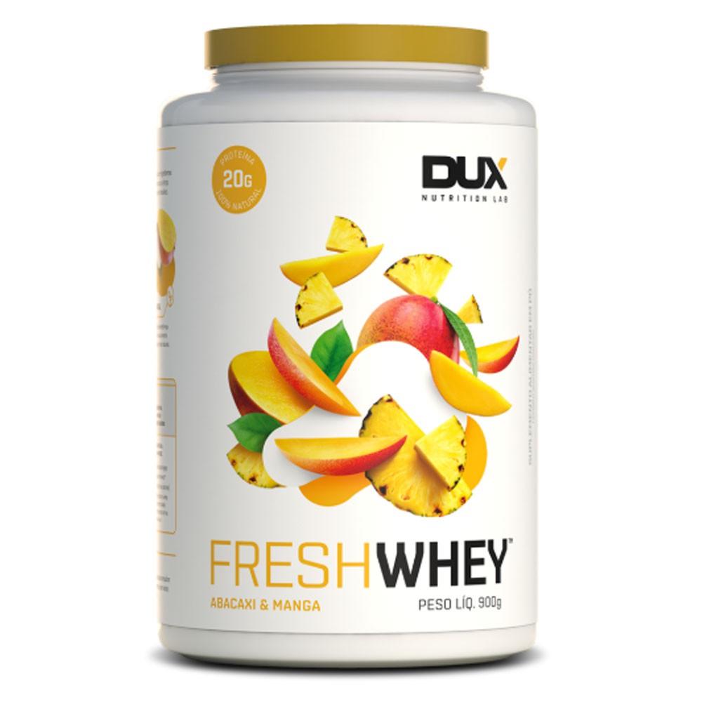 Fresh Whey Abacaxi e Manga 900g - Dux  - KFit Nutrition