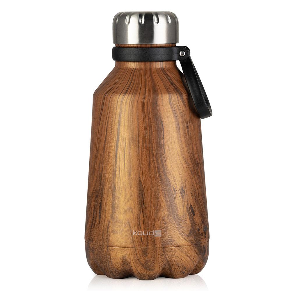 Garrafa 1200ml Wood Classic - Kouda  - KFit Nutrition
