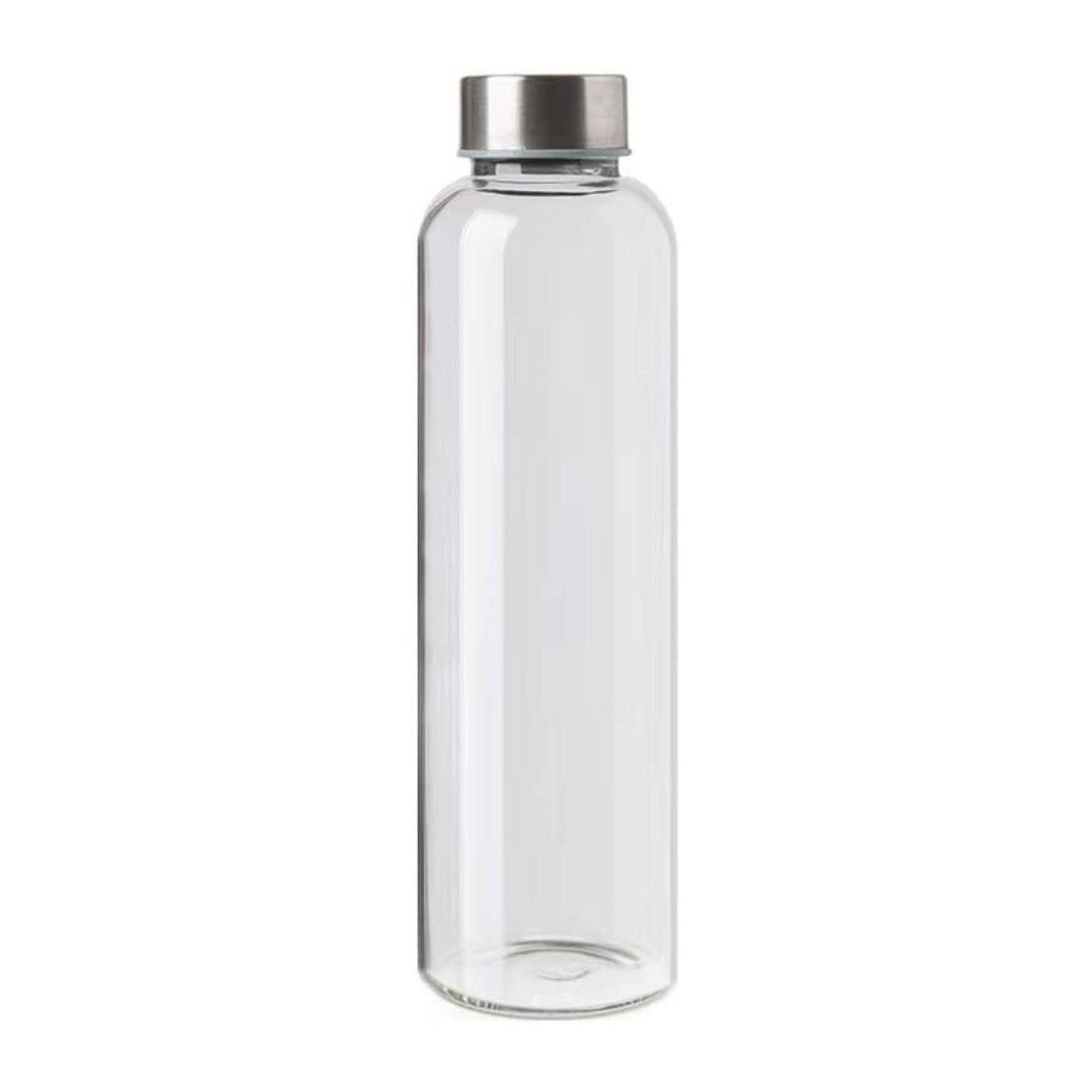 Garrafa Perfect Water Cinza 500ml - Pacco  - KFit Nutrition