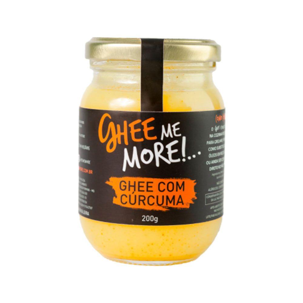 Ghee Me More Com Curcuma 200g  - KFit Nutrition