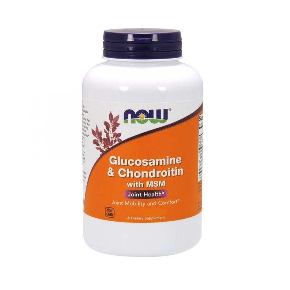 Glucosamine e Chondroitin 90 Caps now  - KFit Nutrition