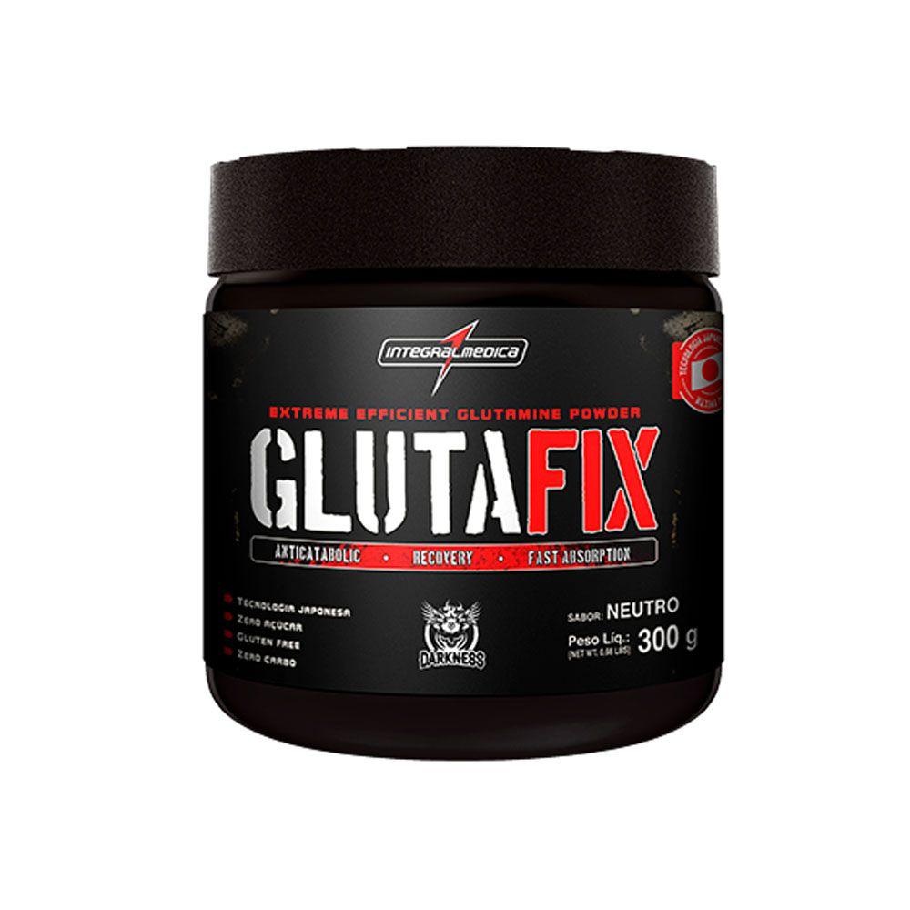Gluta Fix 300G - Darkness - IntegralMedica  - KFit Nutrition