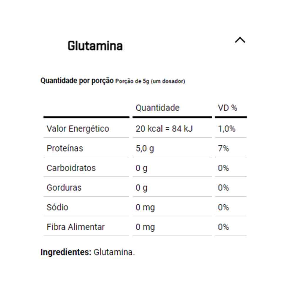 Glutamina 100g - Dux  - KFit Nutrition