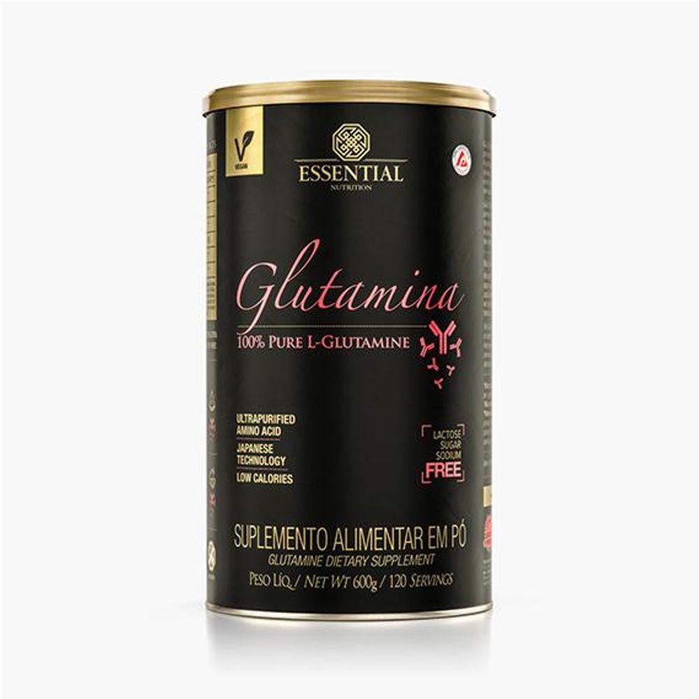 Glutamina 600g Essential Nutrition  - KFit Nutrition