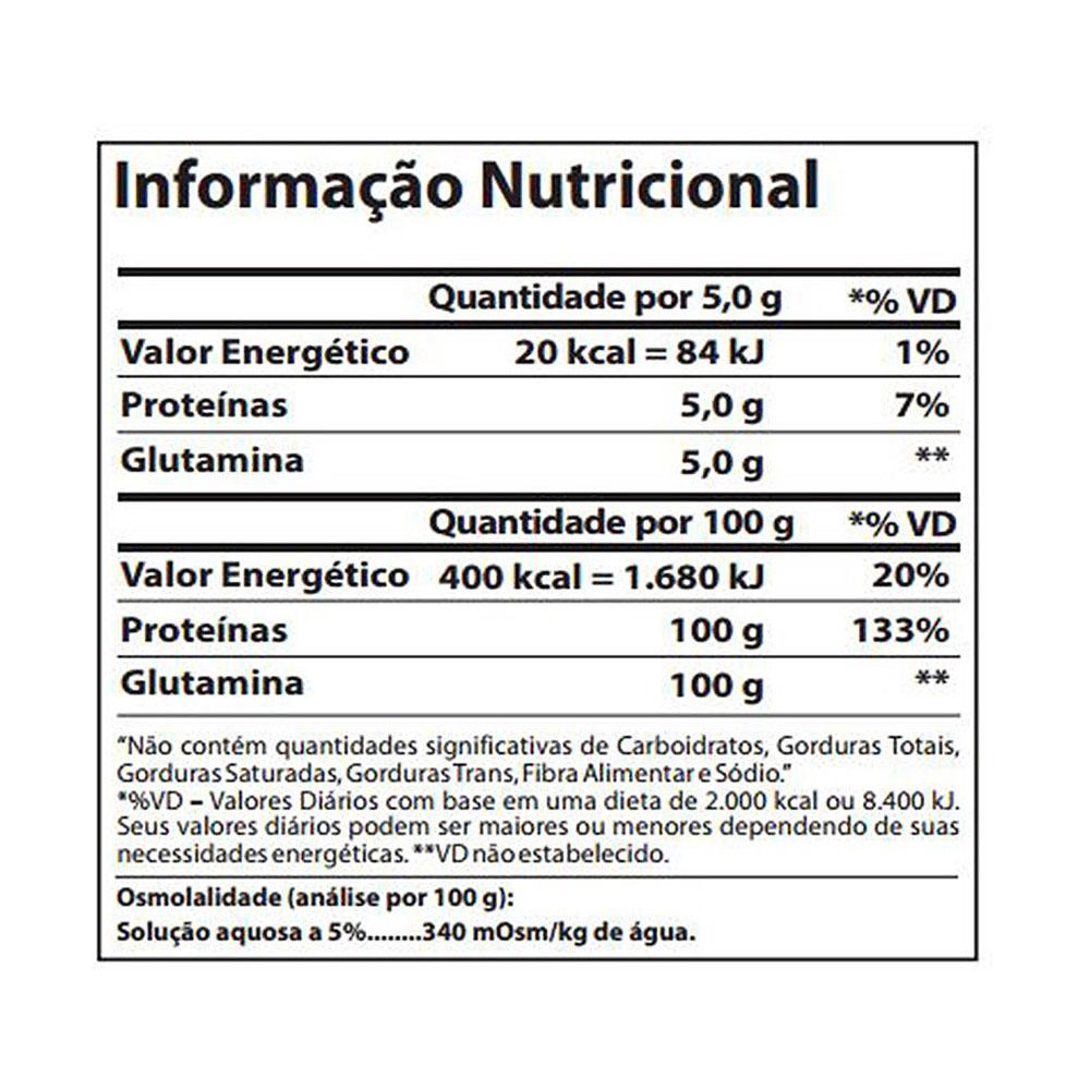 Glutamina Atlhetica 150 G  - KFit Nutrition