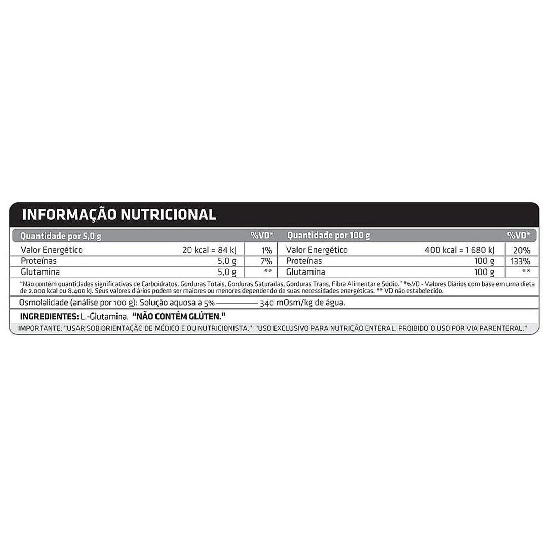 Glutamina Atlhetica 500 G  - KFit Nutrition