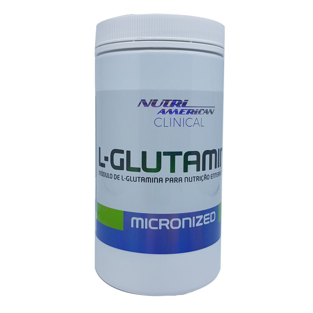 Glutamina Clinical Nutri American 300g  - KFit Nutrition