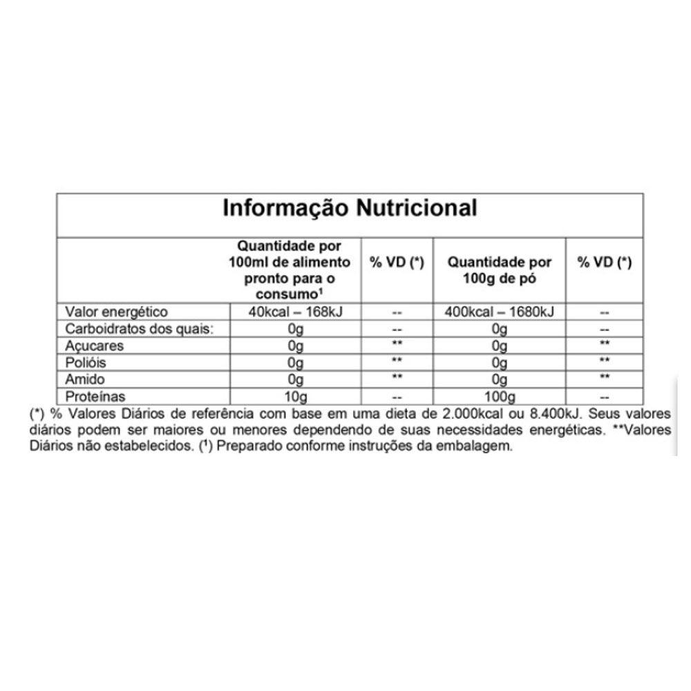 Glutamina 1KG Vitafor  - KFit Nutrition