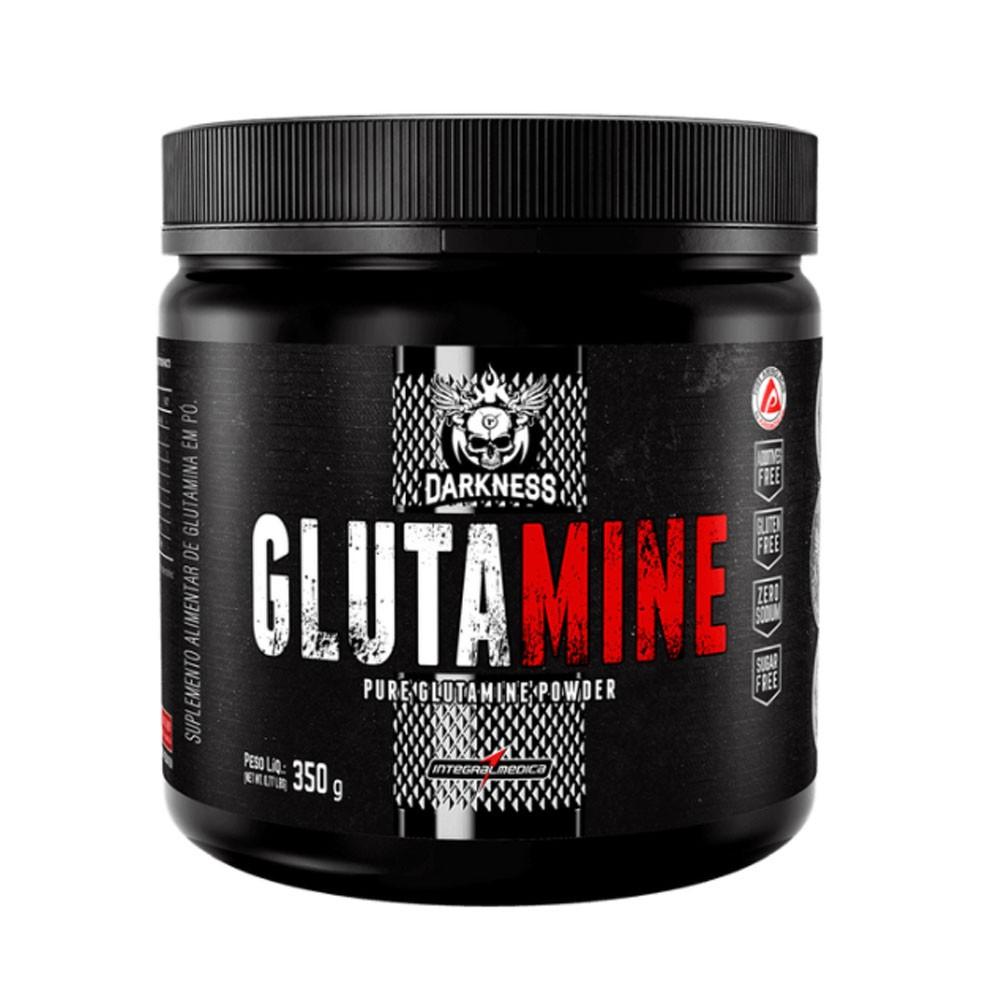 Glutamina 350g - Darkness  - KFit Nutrition