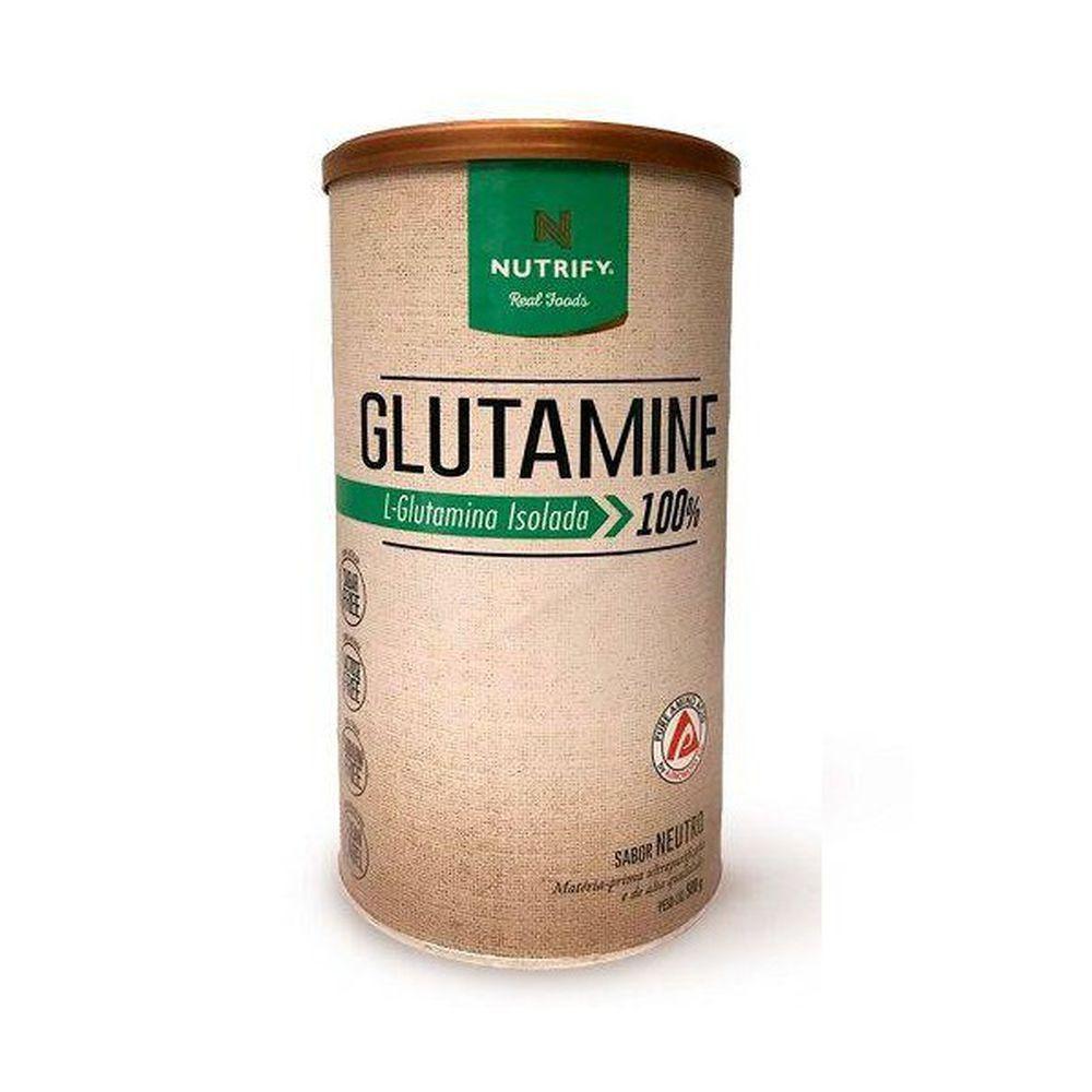 Glutamina 500g Nutrify  - KFit Nutrition