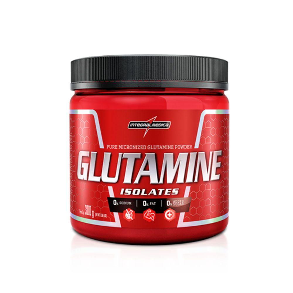 Glutamine Isolates 300g Integral Medica  - KFit Nutrition
