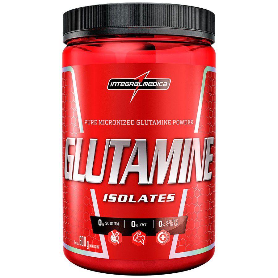 Glutamine Isolates Integral Medica  - KFit Nutrition