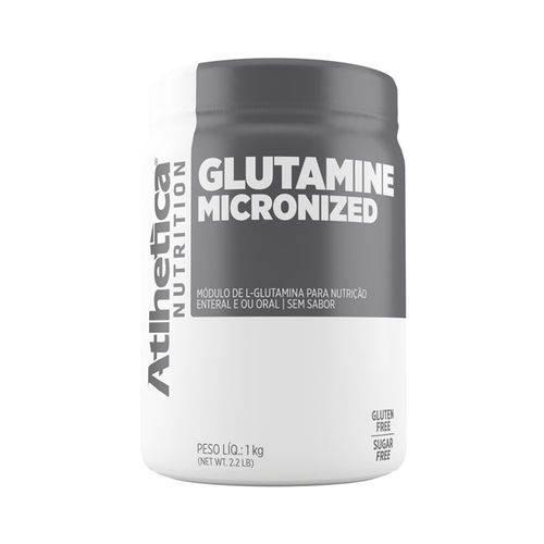 Glutamina Micronizada 1kg Atlhetica  - KFit Nutrition