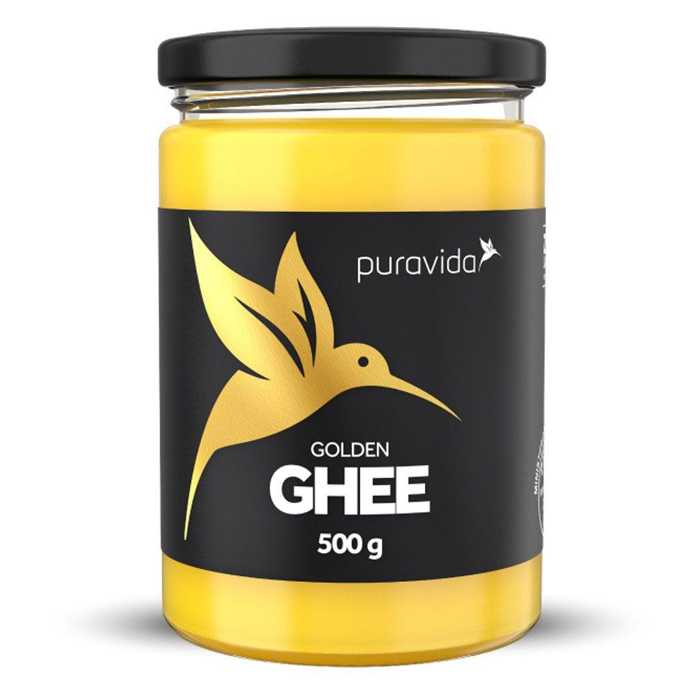 Golden Ghee 500g Puravida  - KFit Nutrition
