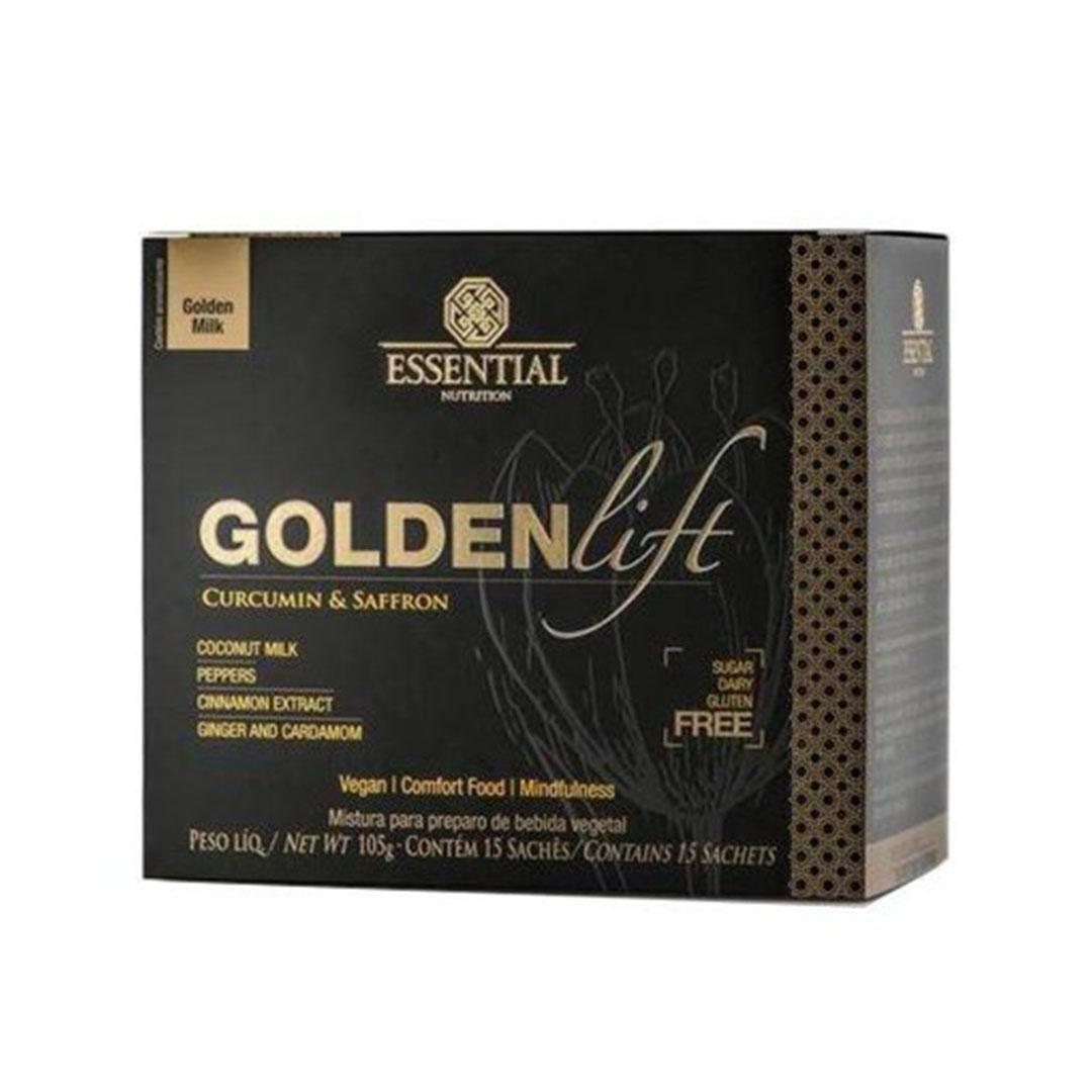 Goldenlift Display 105g/15ds - Essential Nutrition  - KFit Nutrition