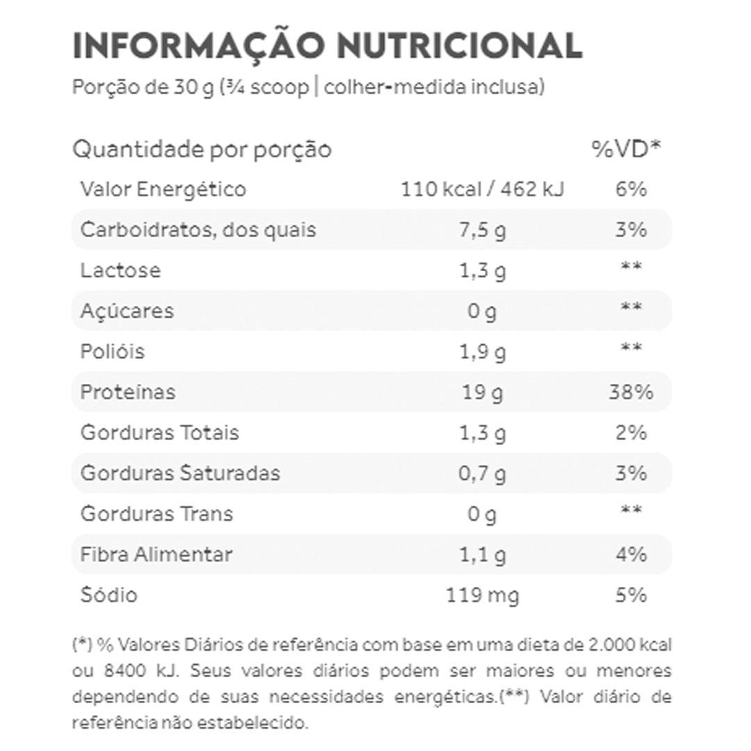 Grass Fed Whey Protein Framboesa 450g Puravida  - KFit Nutrition