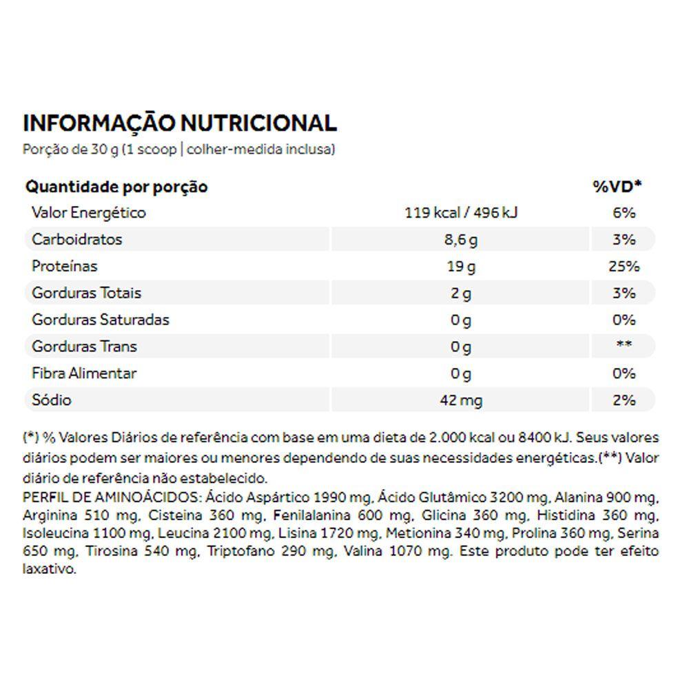 Grass Fed Whey Protein Framboesa 900g Puravida  - KFit Nutrition