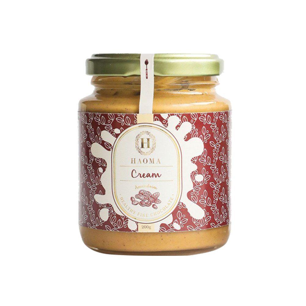 Haoma Cream 200g Amendoim  - KFit Nutrition