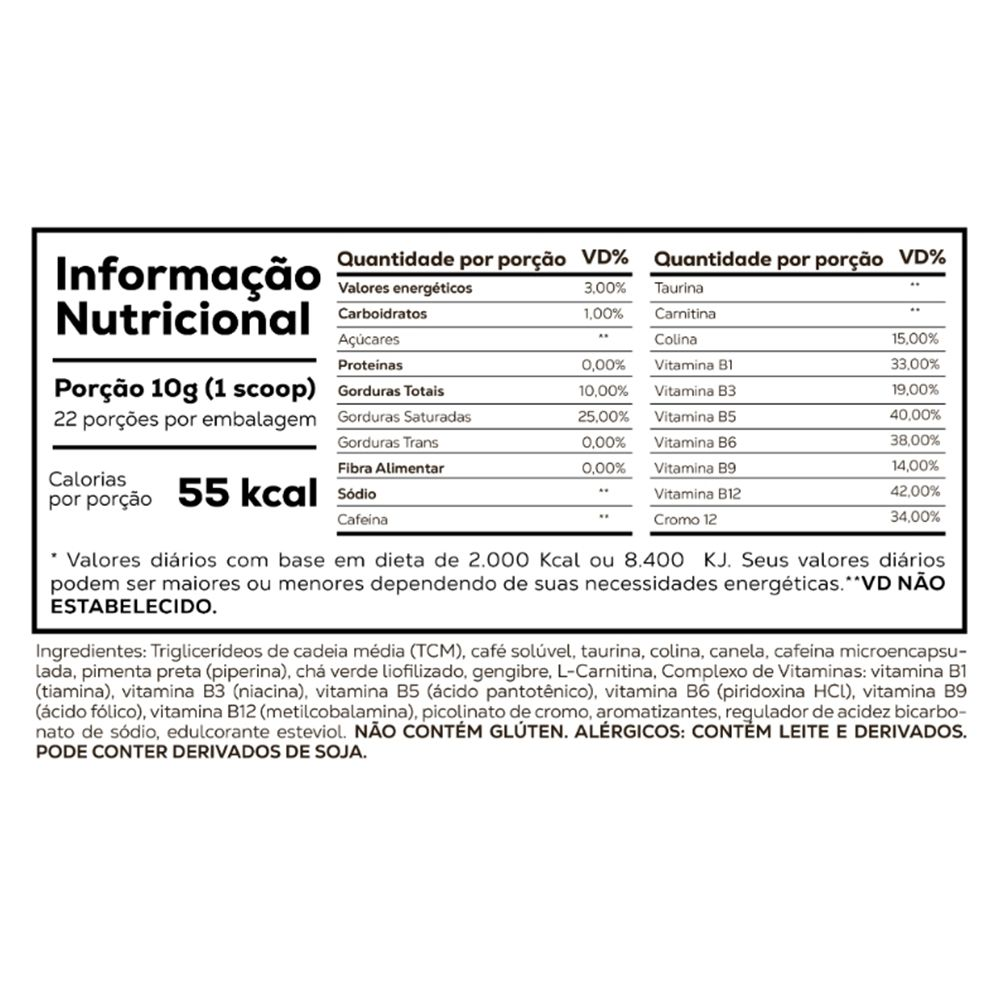 Heat Up 20 Unidades 7g  Essential + Supercoffee 2.0 220g  - KFit Nutrition