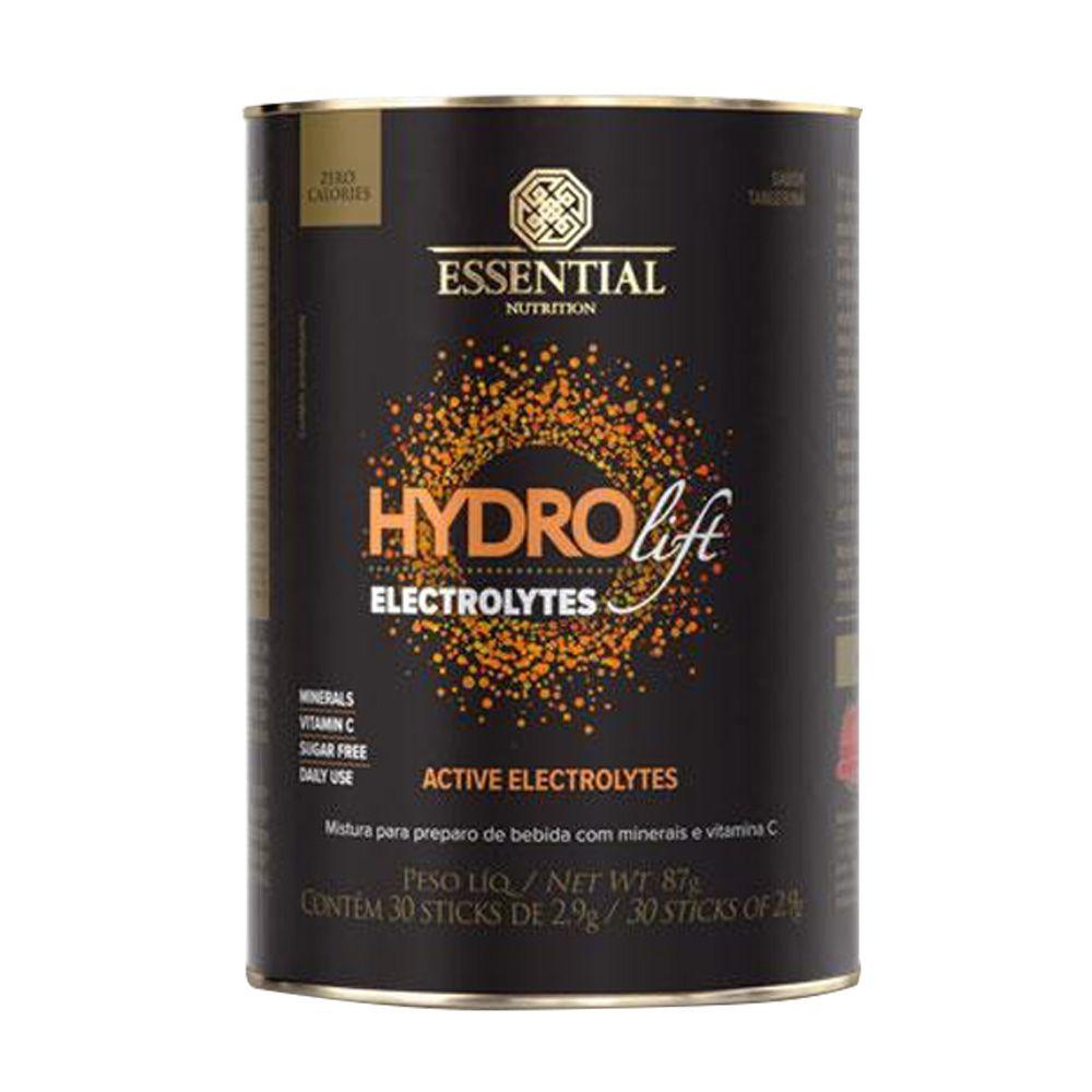 Hydrolift  Electrolytes 30 Sticks Tangerina   - KFit Nutrition