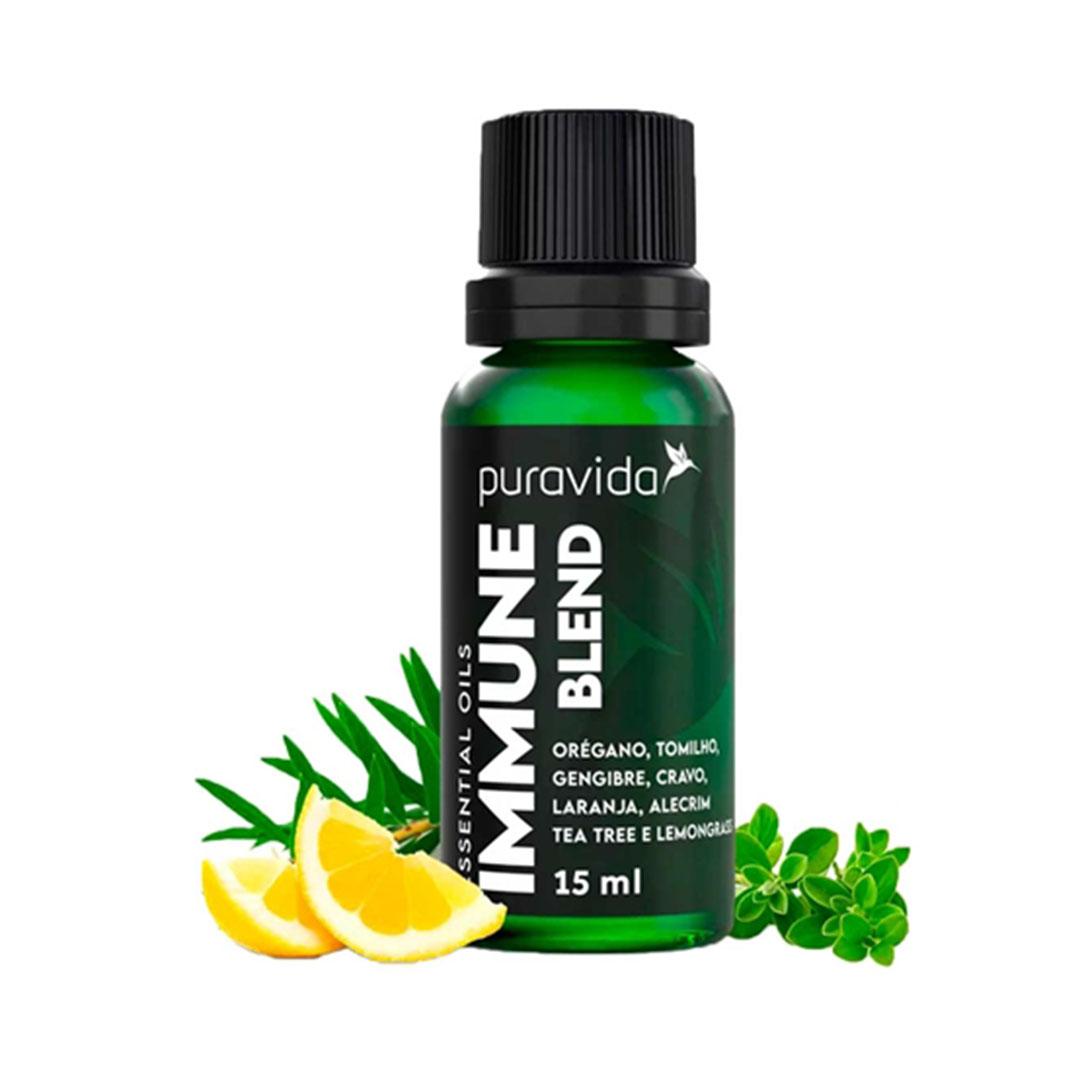 Immune Blend 15ml - Pura Vida  - KFit Nutrition