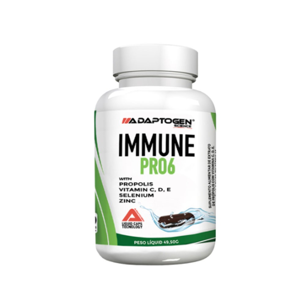 Immune Pro6 30 Cáps - Adaptogen  - KFit Nutrition