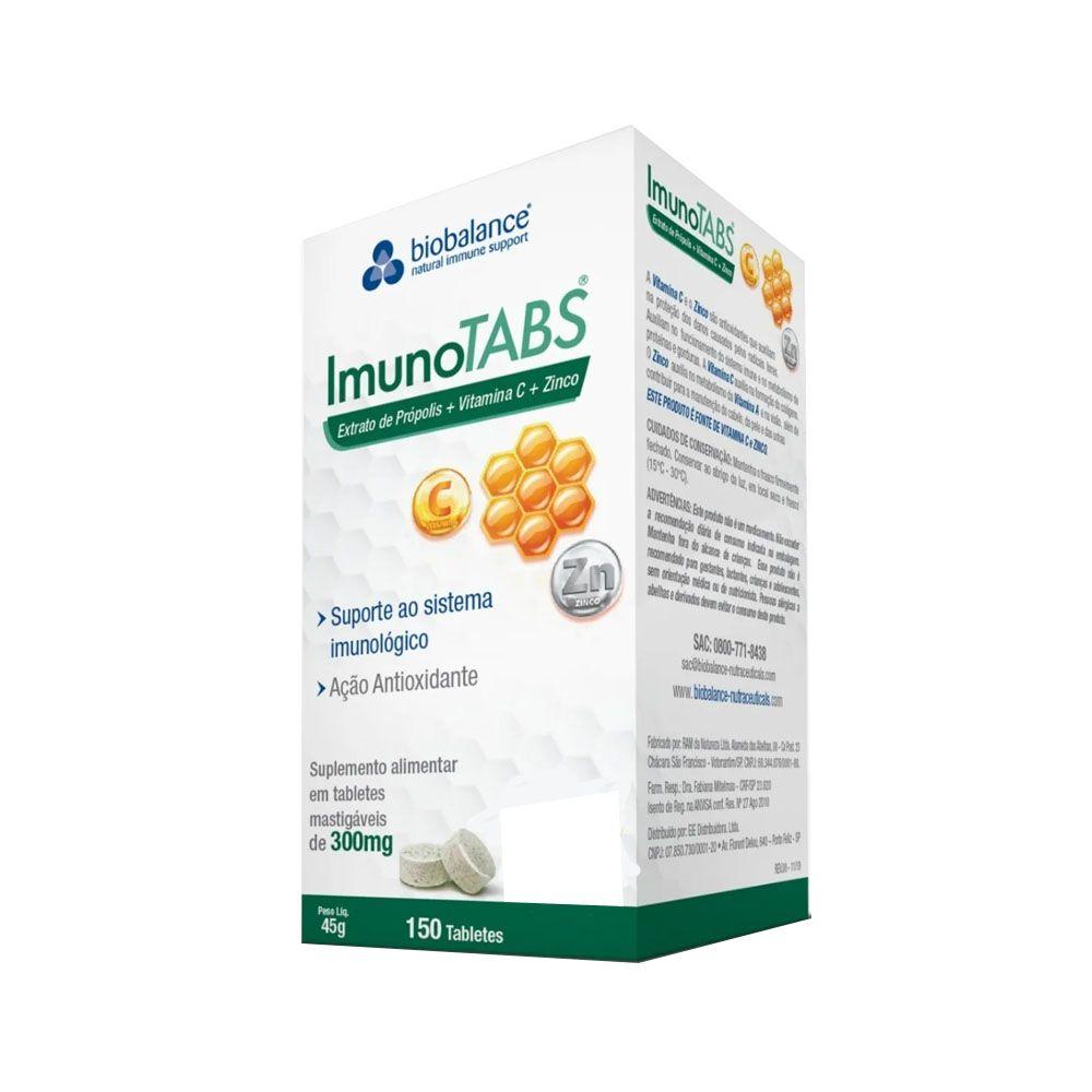 ImunoTabs 150 tabletes Biobalance  - KFit Nutrition