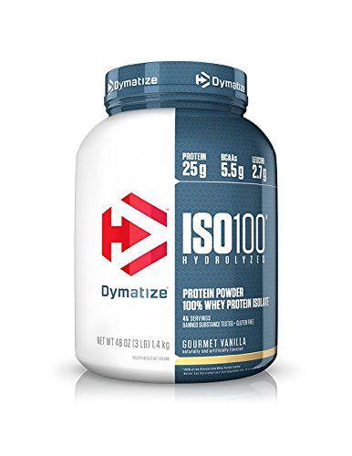 ISO 100 3LB Dymatize  - KFit Nutrition