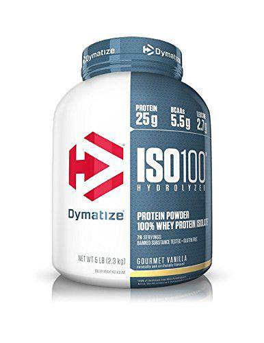 ISO 100 5LB Dymatize  - KFit Nutrition