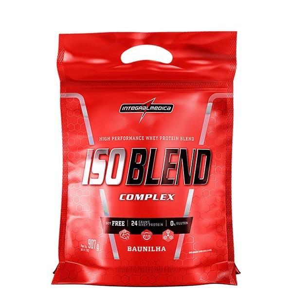 Iso Blend Complex Baunilha 900g Pouch - Integral Medica  - KFit Nutrition