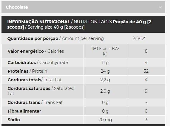 Iso Blend Complex Chocolate 1,800Kg - Integral Medica  - KFit Nutrition