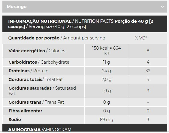 Iso Blend Complex Morango 900g Pouch - Integral Medica  - KFit Nutrition