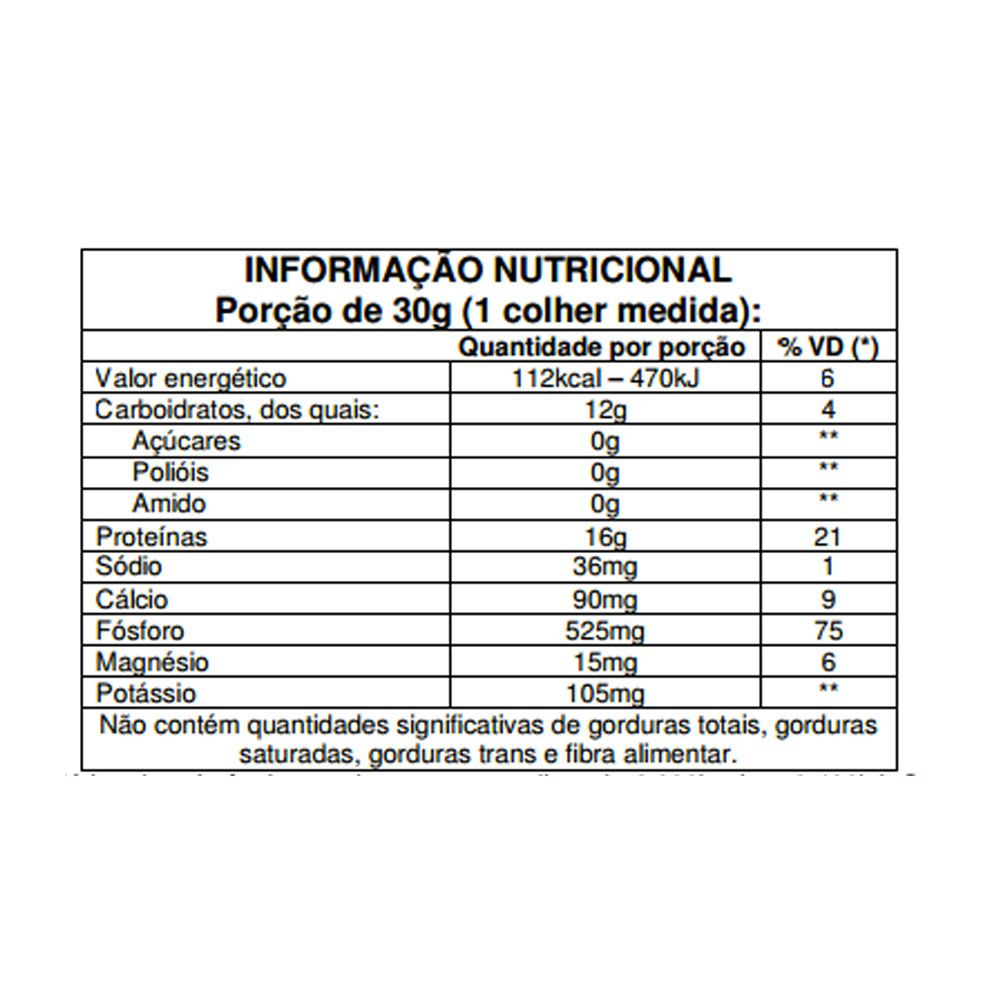Isocrisp 450g Vitafor  - KFit Nutrition