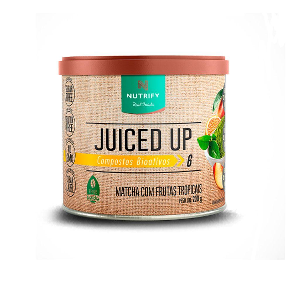 Juiced Up Matcha Frutas Tropicais 200g - Nutrify  - KFit Nutrition