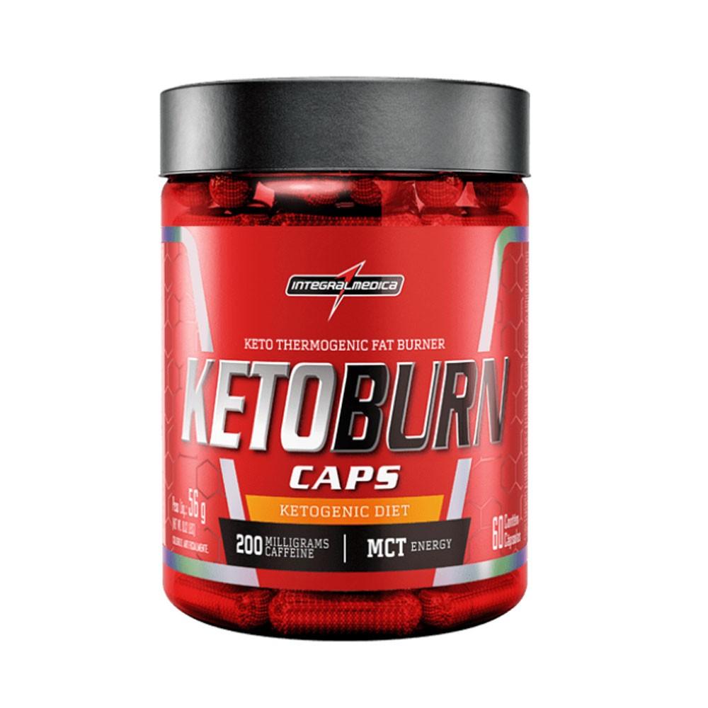 Keto Burn 60 Caps - Integral Medica  - KFit Nutrition