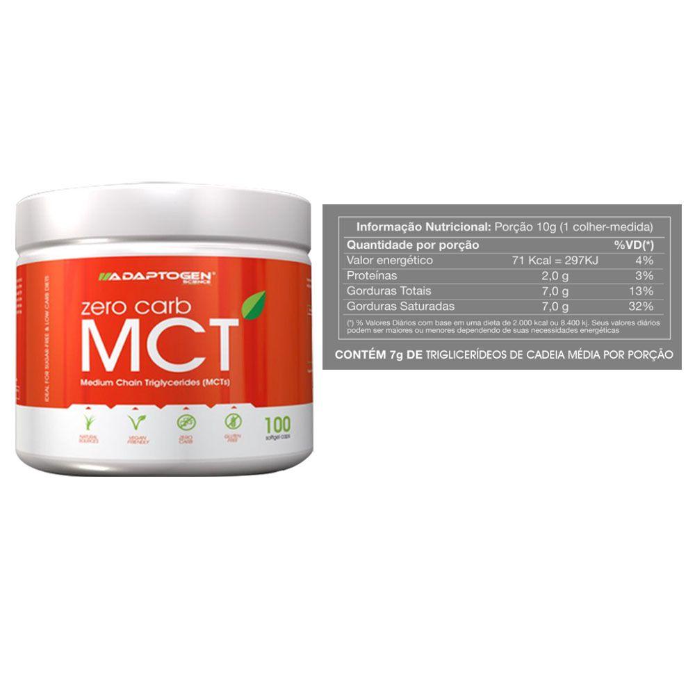 Mct Adaptogen + D-ribose + Coq-10  - KFit Nutrition