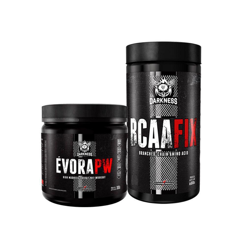 Évora Limão + BCAA Fix Integral Medica  - KFit Nutrition