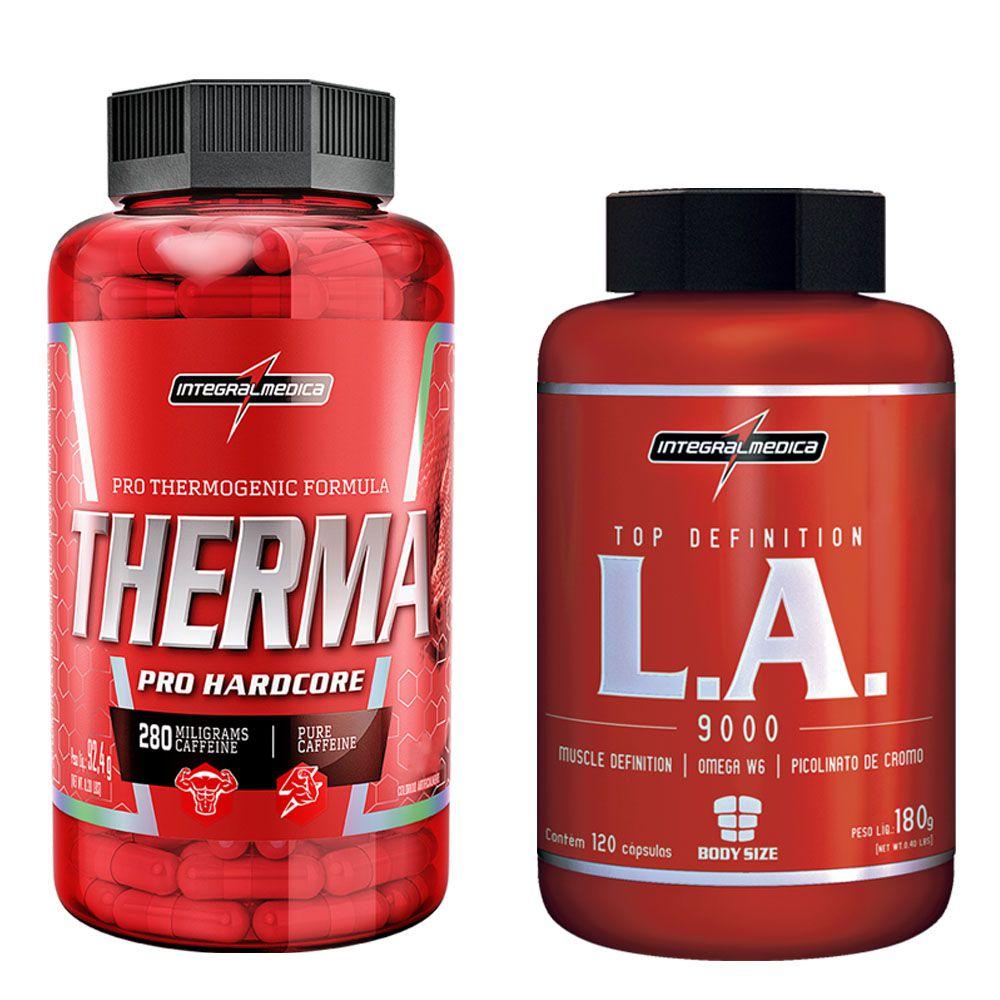 Therma Pro 60CAPS + LA Top Definition 120CAPS  - KFit Nutrition