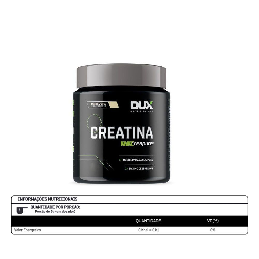Whey Concentrado Cookies And Cream + Creatina Dux  - KFit Nutrition