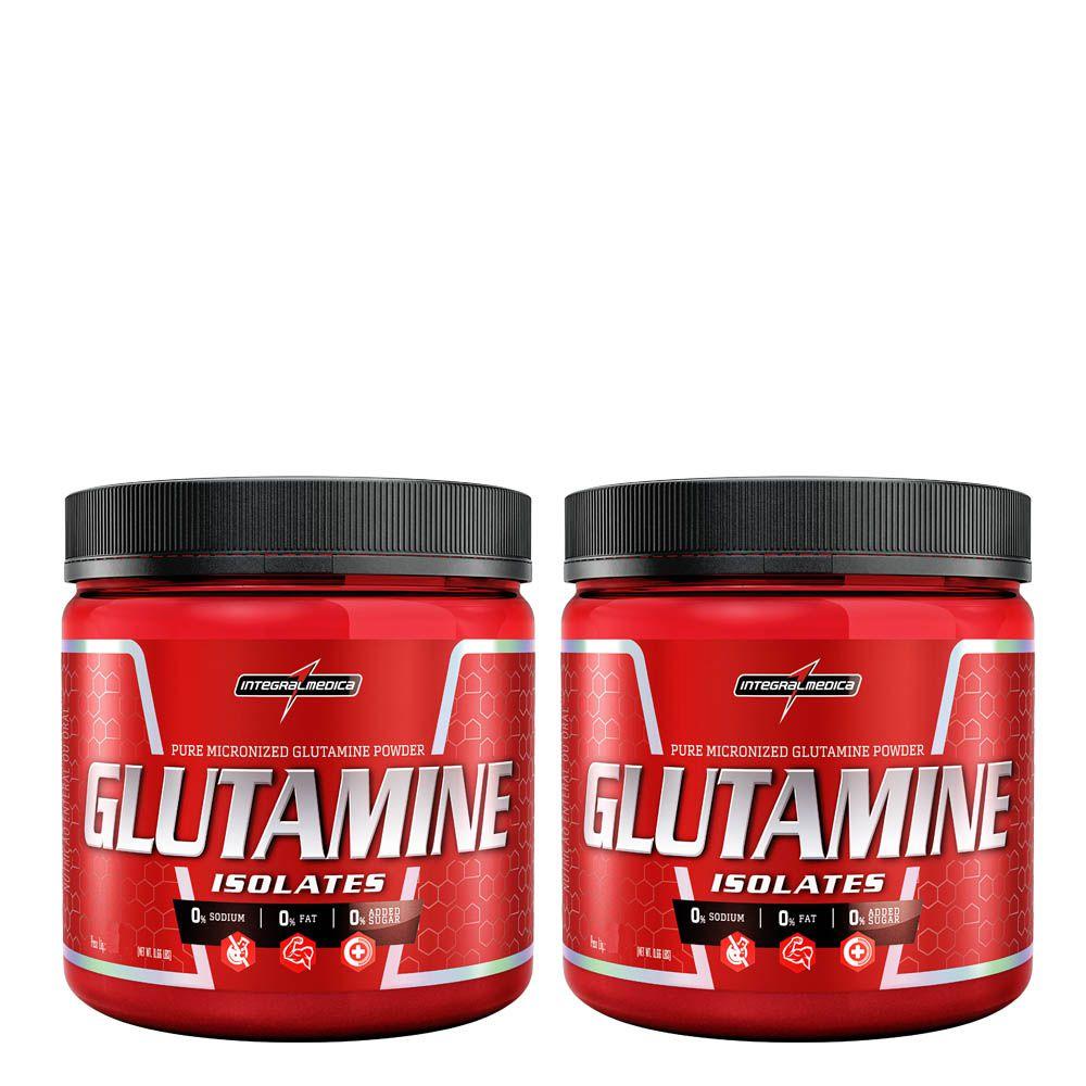 Glutamine 300g 2U Integral Medica  - KFit Nutrition